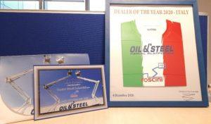 Roscini e Oil&Steel